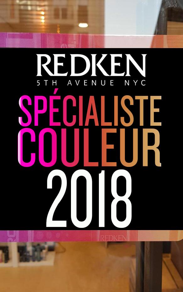 Lilian Coiffure, spécialiste couleur 2018